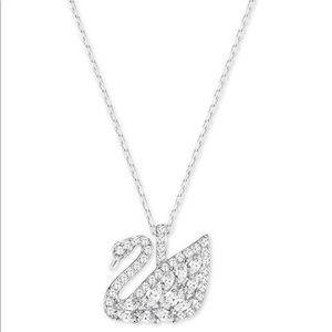 Swarovski Swan Necklace BNIB retail $99